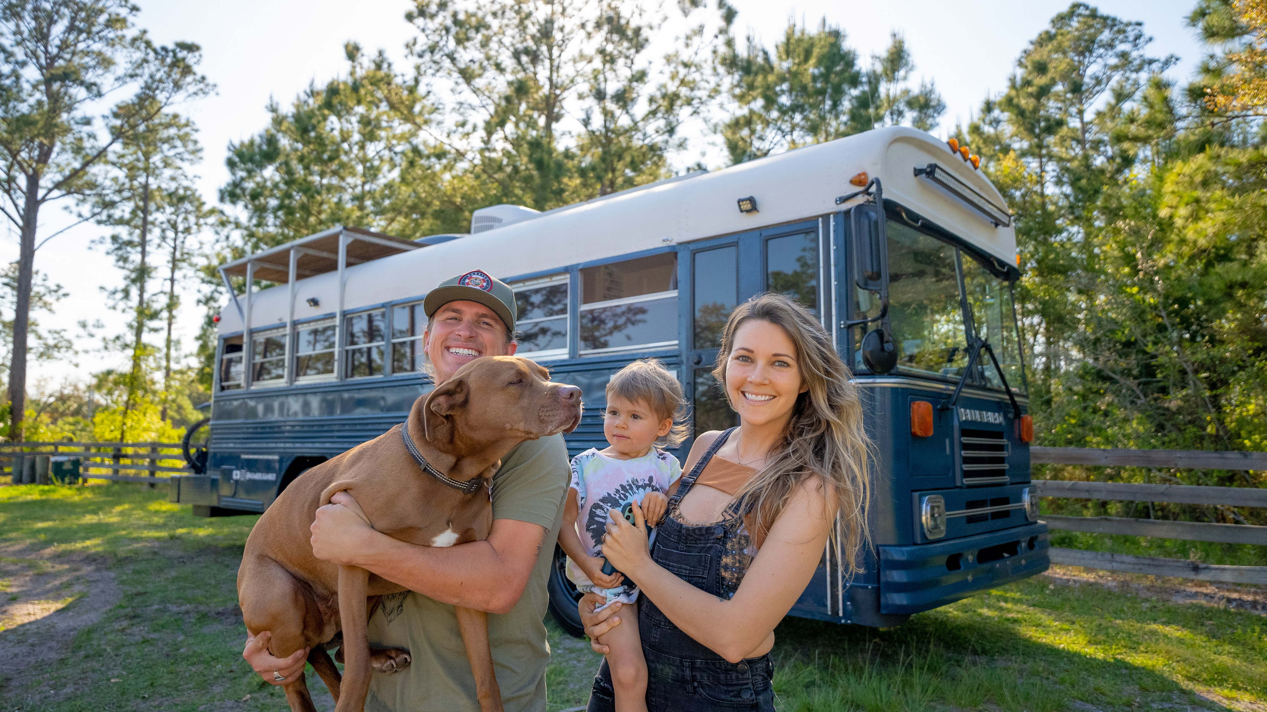 How to road trip with kids, from parents who live in a bus year-round
