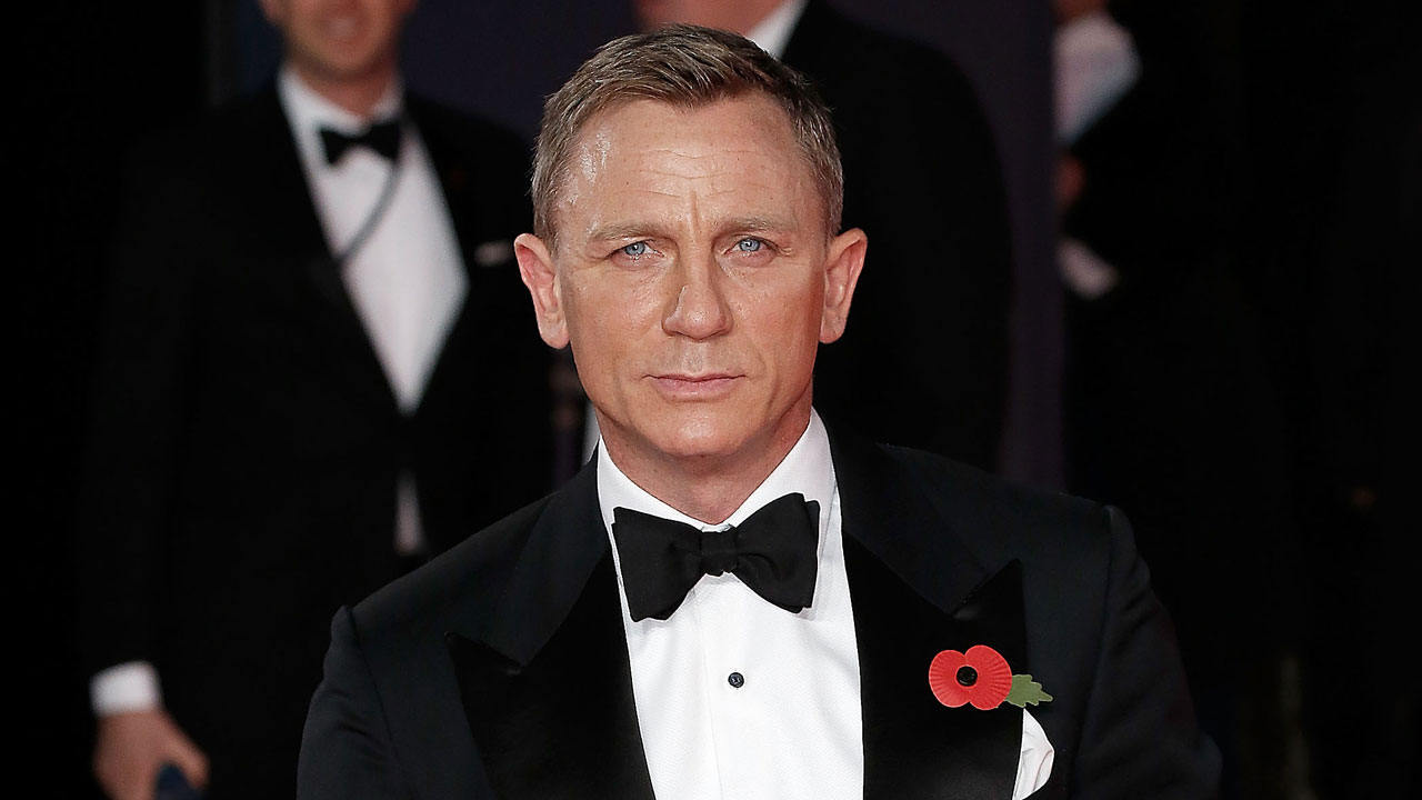 Daniel Craig is a real-life James Bond as he's named honorary member of Royal Navy – Fox News