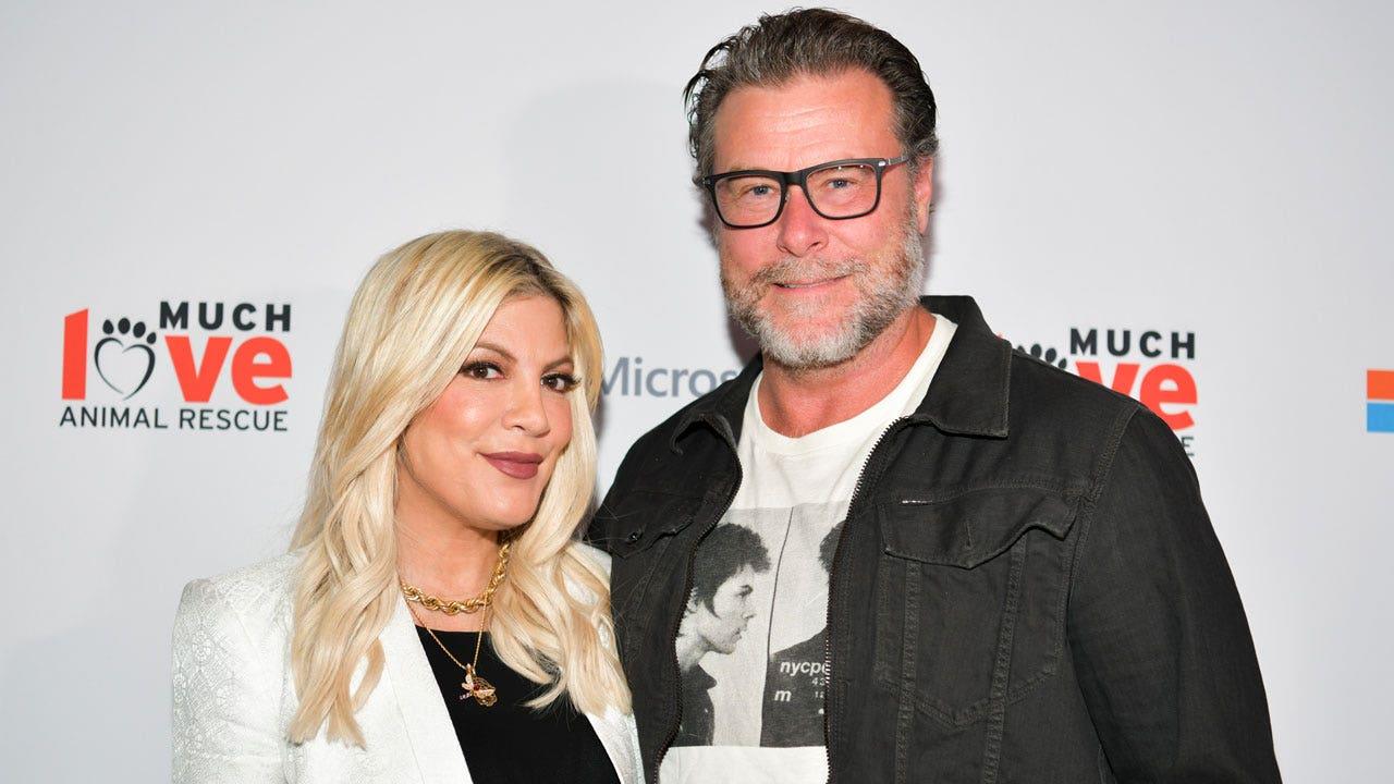 Dean McDermott addresses Tori Spelling divorce rumors