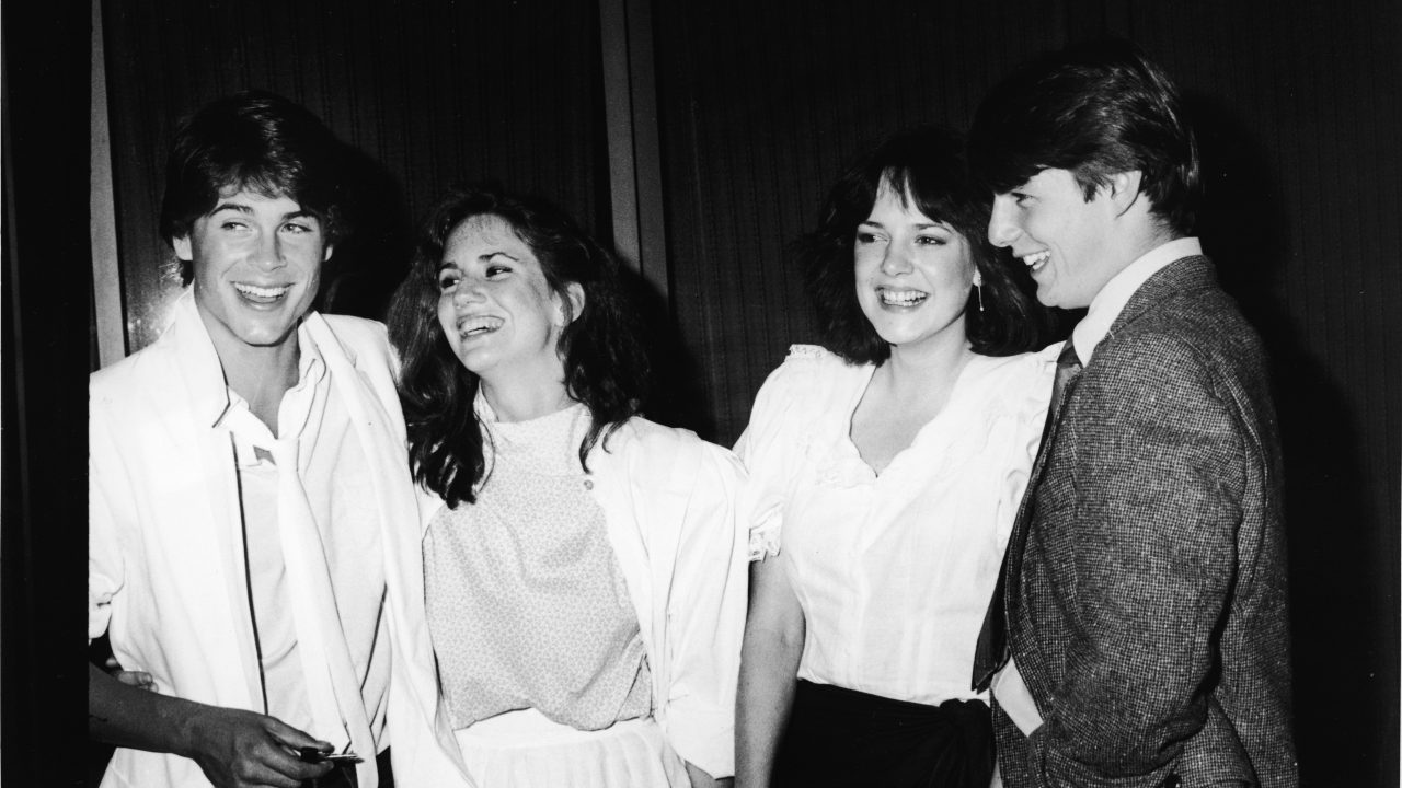 Rob Lowe shares '80s throwback photo of his double date with Tom Cruise