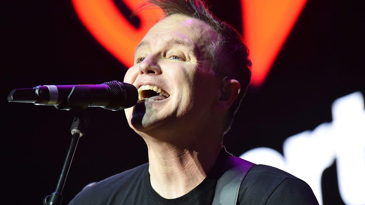 Blink-182 bassist Mark Hoppus says he's 'cancer free'