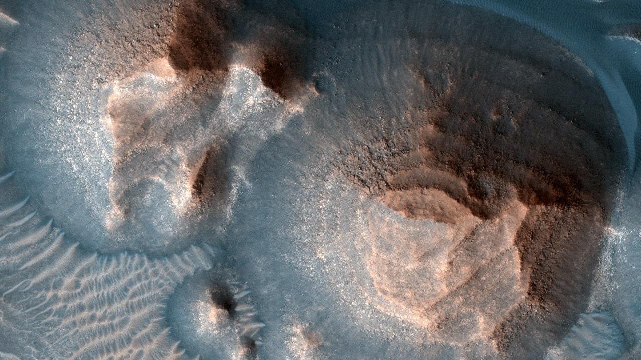NASA confirms Mars region had thousands of ancient volcanic eruptions – Fox News