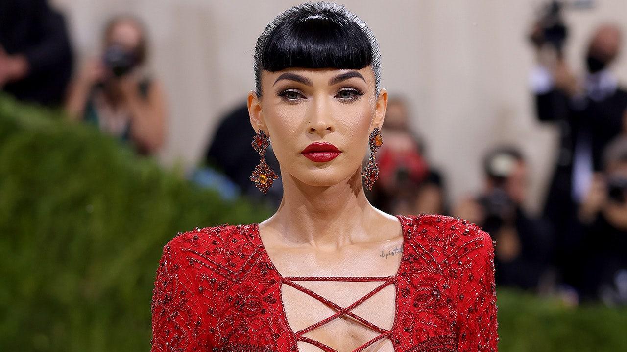 Megan Fox's Met Gala 2021 look is purple sizzling: 'I'm ...