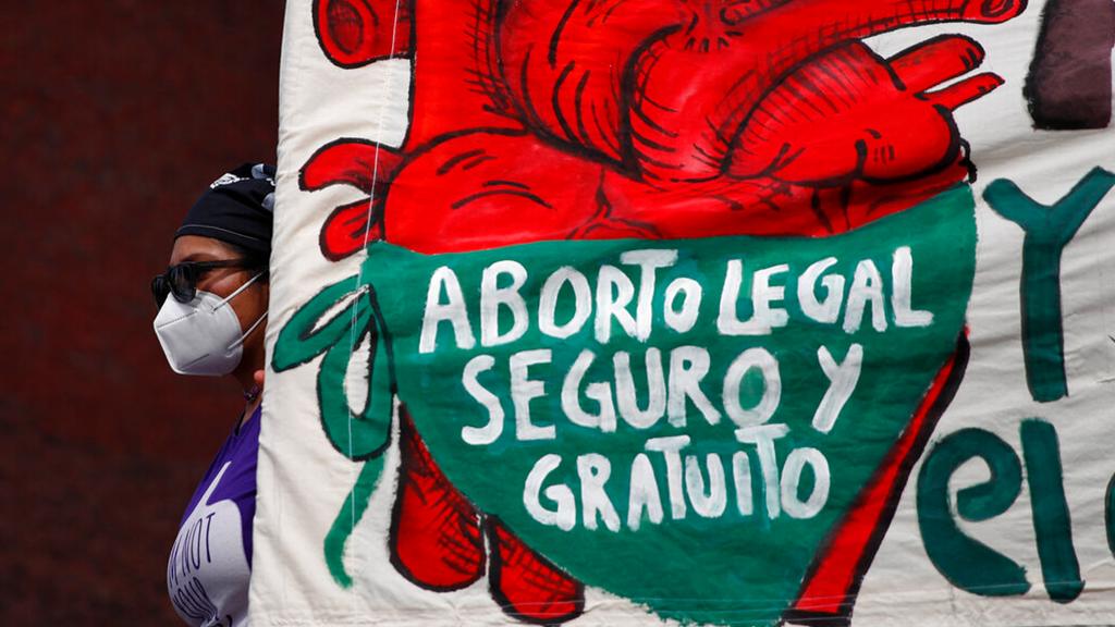Mexico's Supreme Court declares anti-abortion laws unconstitutional