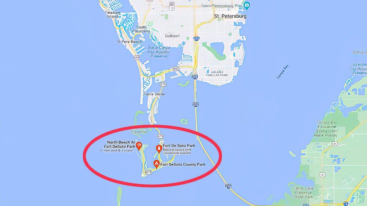 Brian Laundrie manhunt: What is Fort De Soto Park? – Fox News