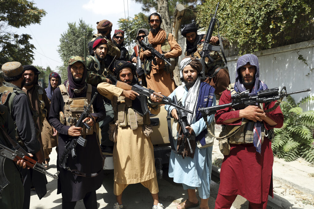 Afghan doctor who escaped Taliban with family calls Biden withdrawal unwise, warns of human rights abuses