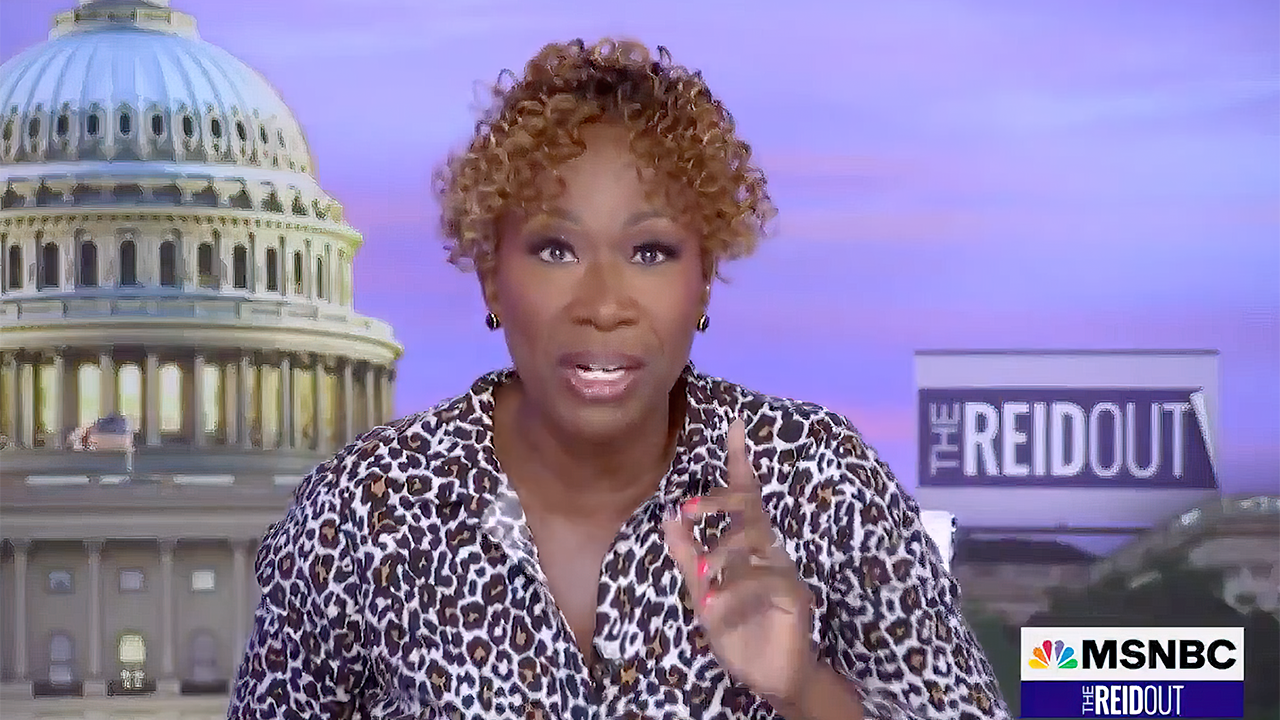 MSNBC's Joy Reid proves there is such a thing as bad publicity; problematic rhetoric doesn't draw viewers