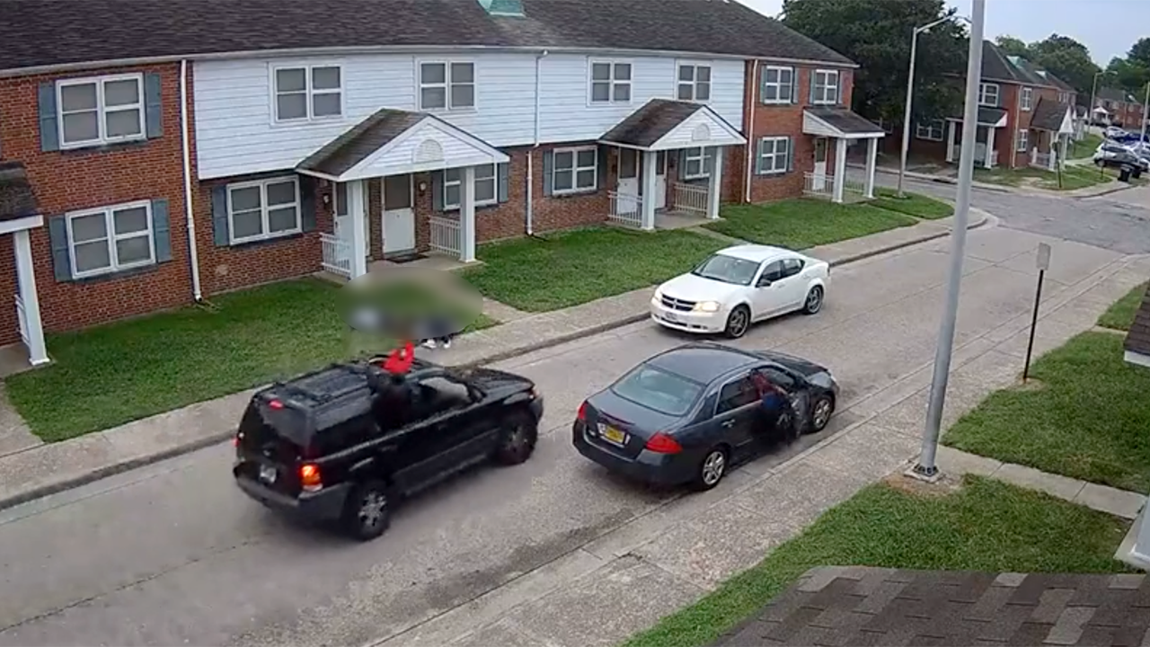 Virginia drive-by shooting of pedestrians released by police