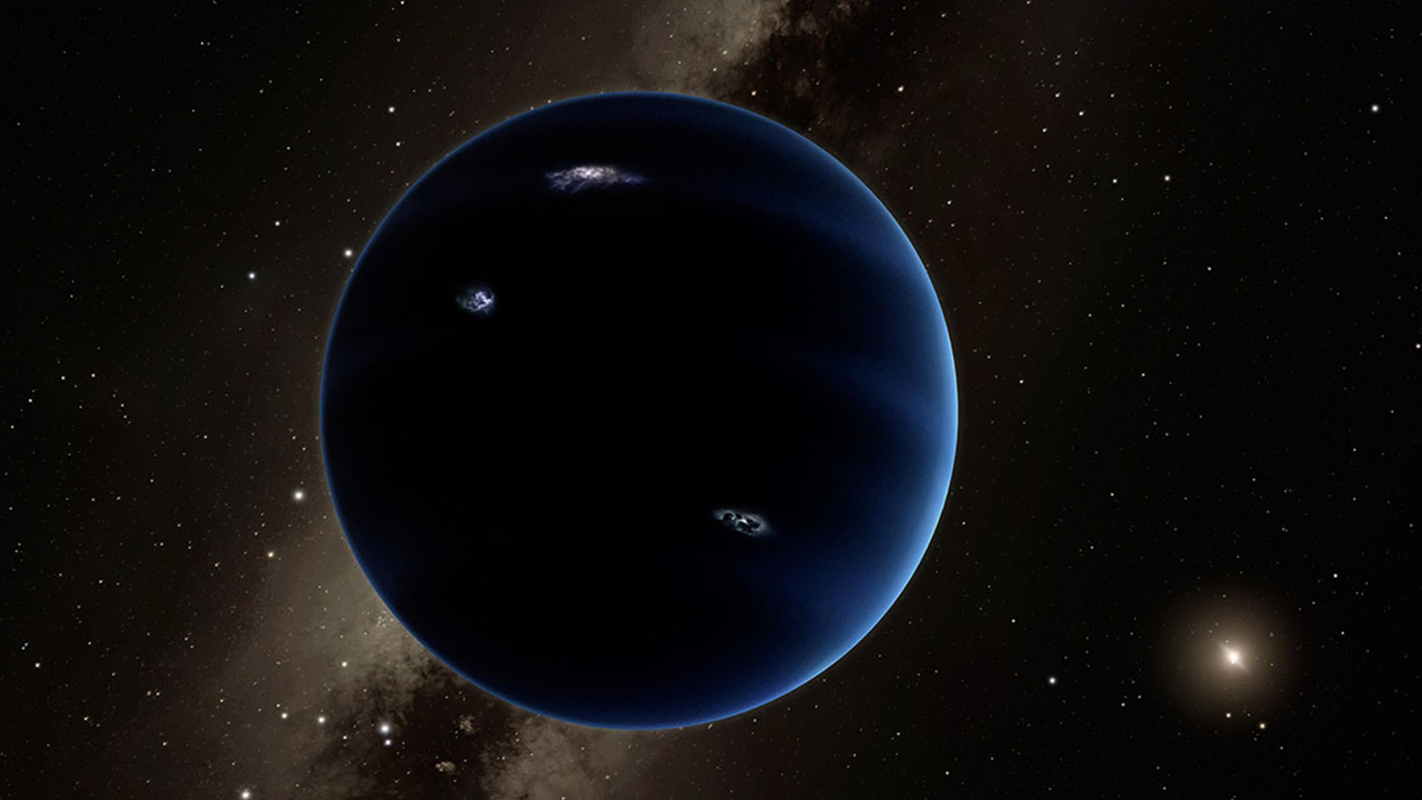 Astronomer responsible for demoting Pluto narrows search for hypothetical 'Planet Nine'