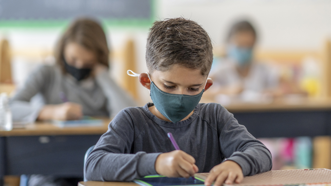 CDC quietly removed school guidance for eliminating masks, rolling back COVID-19 prevention efforts – Fox News