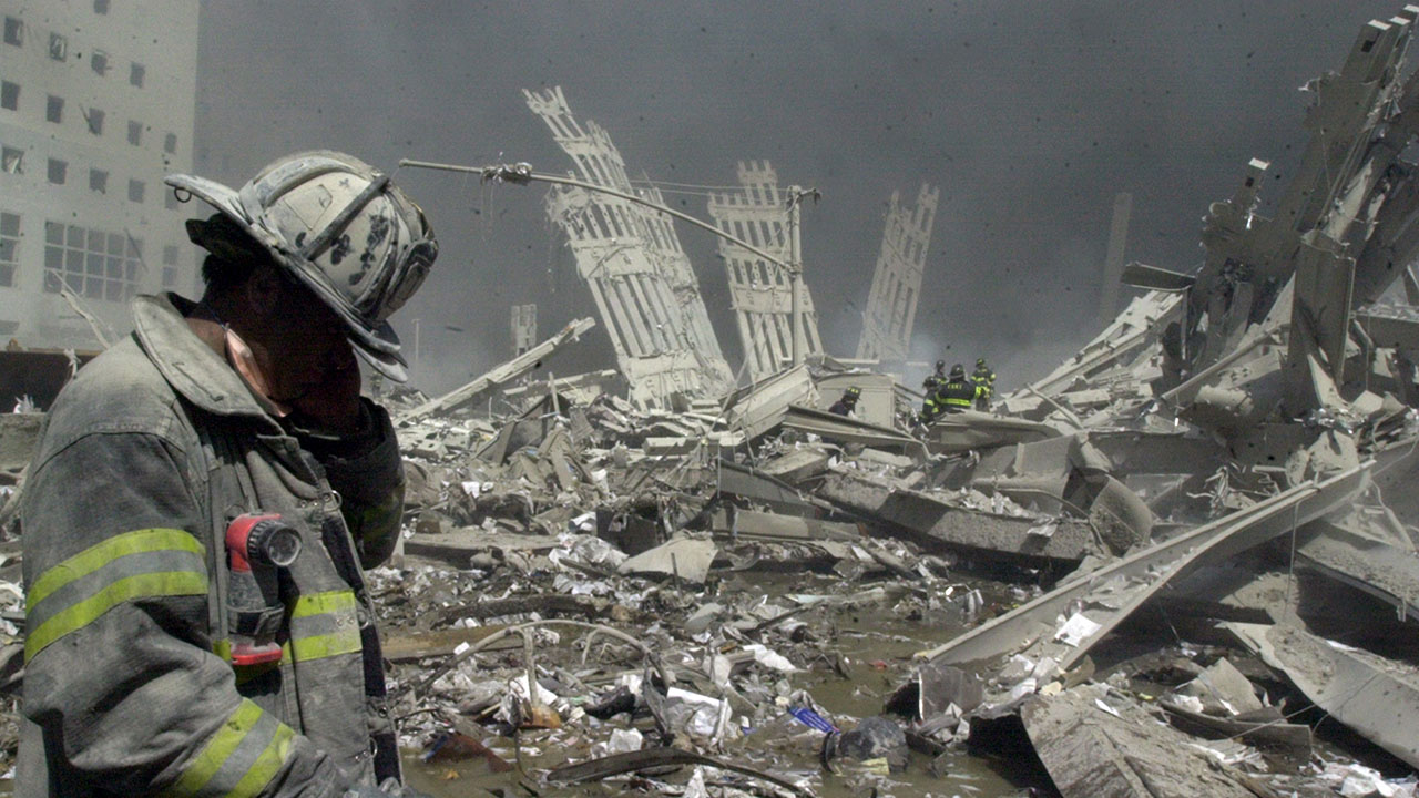 2 more 9/11 victims identified nearly 20 years later with new DNA technology