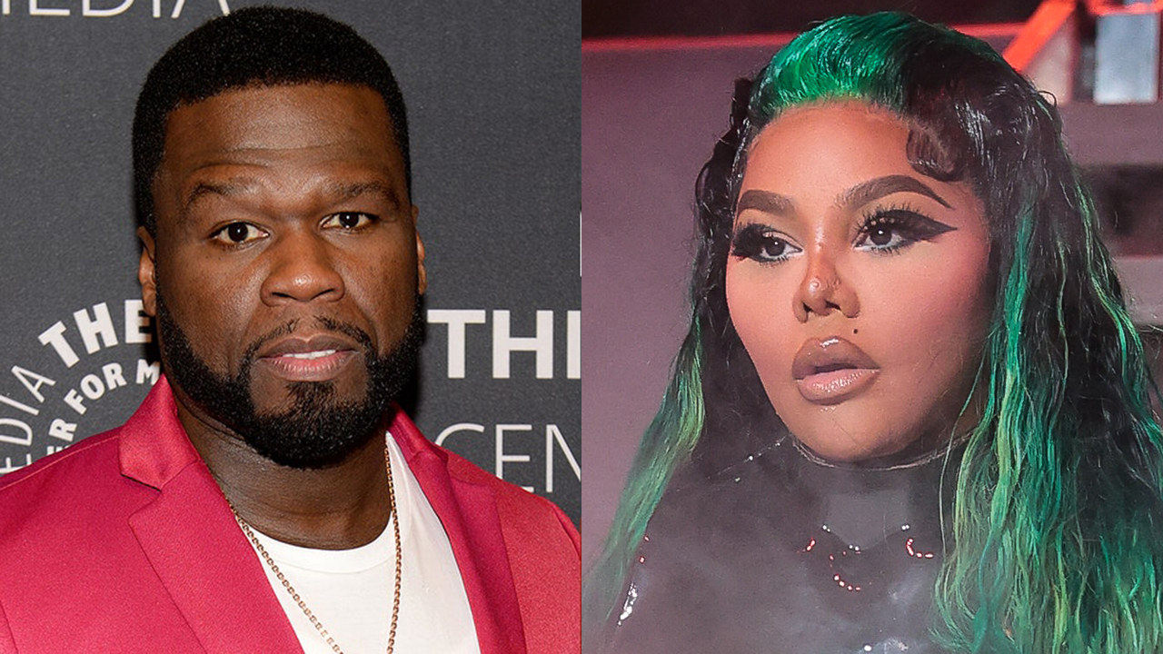 Lil Kim, her fans fire back at 50 Cent after he compares singer to a 'leprechaun': 'So obsessed with me'
