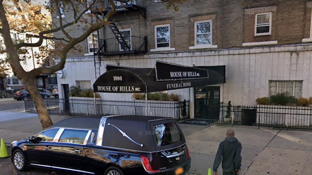 Carjackers crash wake service at NYC funeral home