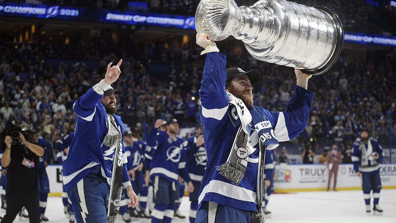 NHL Eastern Conference race still runs through `Champa Bay'