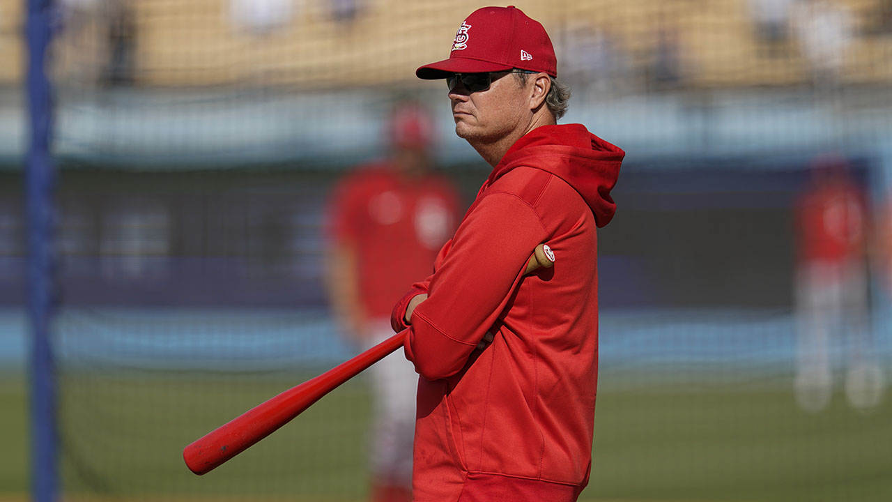 Cardinals, Mike Shildt part ways over 'philosophical differences'