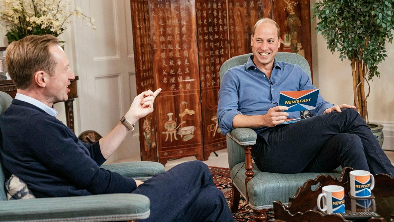 Hoàng tử William chỉ trích du lịch vũ trụ với chi phí giải quyết biến đổi khí hậu