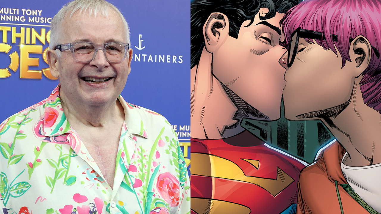 New Superman being bisexual is 'pander[ing] to the woke system,' says Christopher Biggins - Fox News