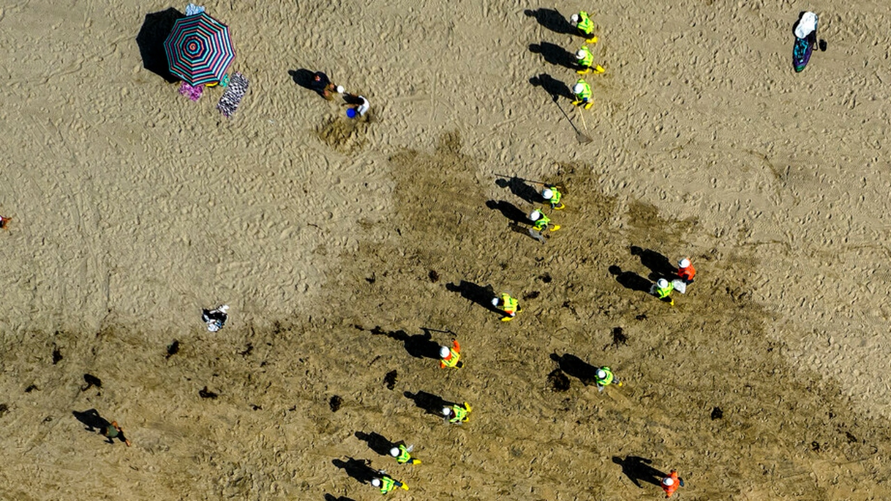 California oil spill legal fight will likely span years
