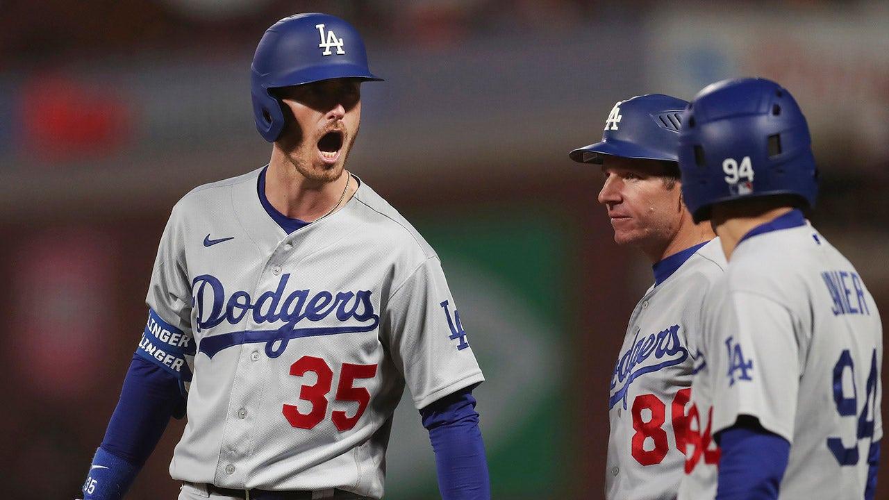 Cody Bellinger's heroics lift Dodgers over Giants in classic NLDS finale