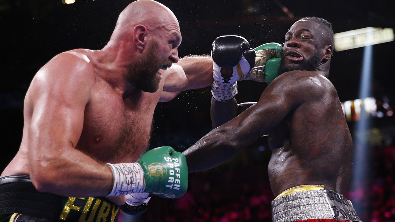 Tyson Fury after win: Deontay Wilder an 'idiot' and a 'sore loser'