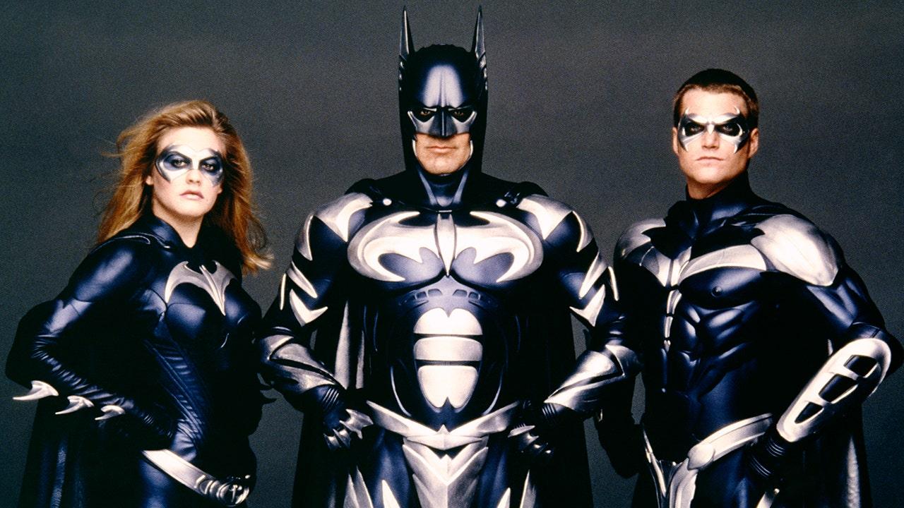 George Clooney looks back at playing Batman: 'I f—ed it up so bad they won't let me near the set'