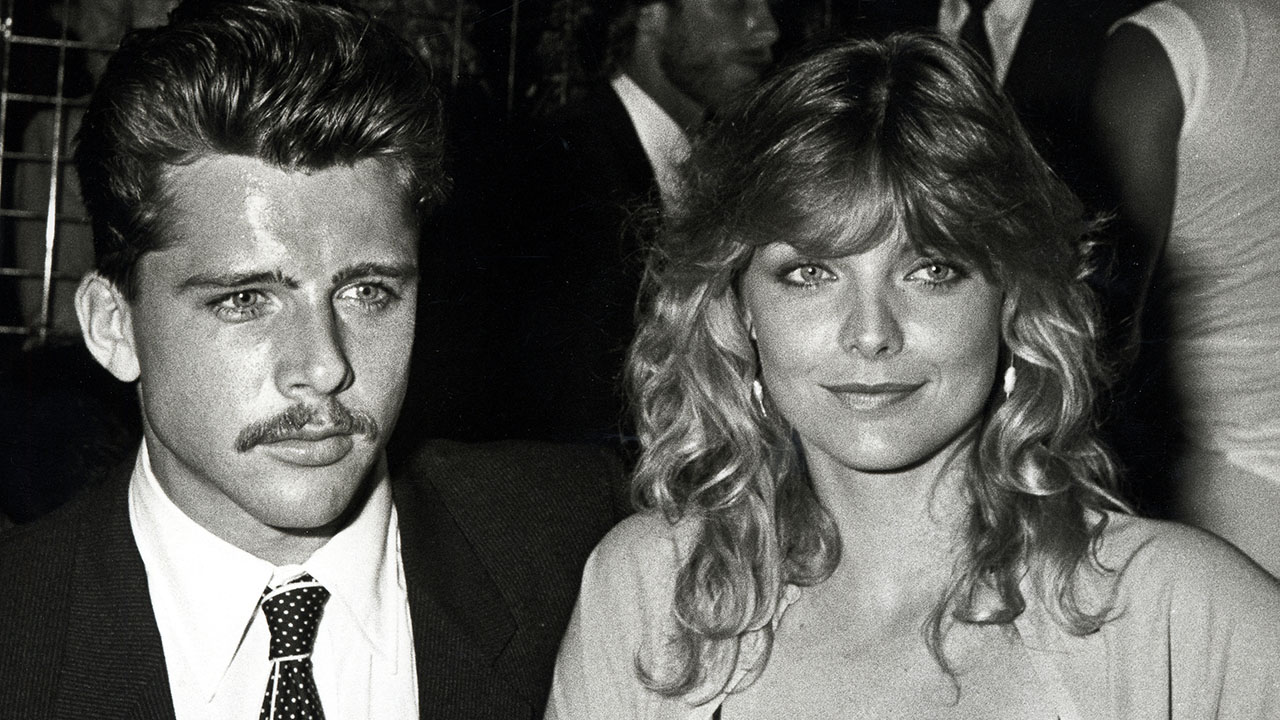 Michelle Pfeiffer's stardom after 'Grease 2' was 'a kick in the pants,' costar Maxwell Caulfield says