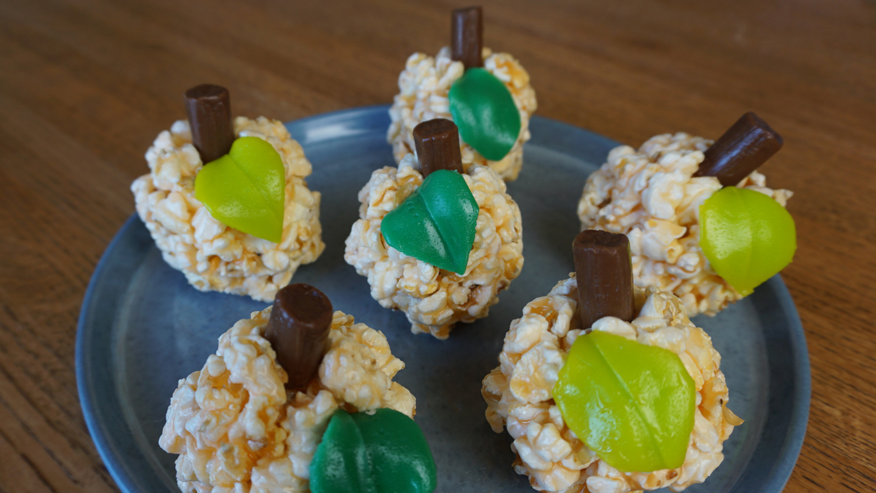 Easy Halloween popcorn balls sure to be a family hit: Try the recipe
