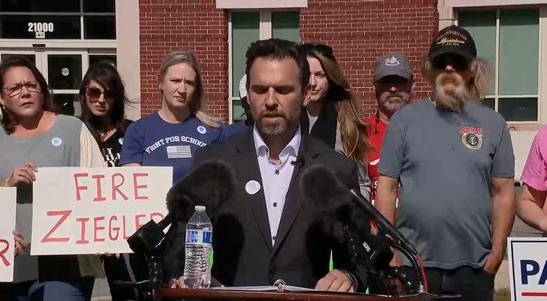 Loudoun County parents hammer school board, Justice Department as controversies cascade
