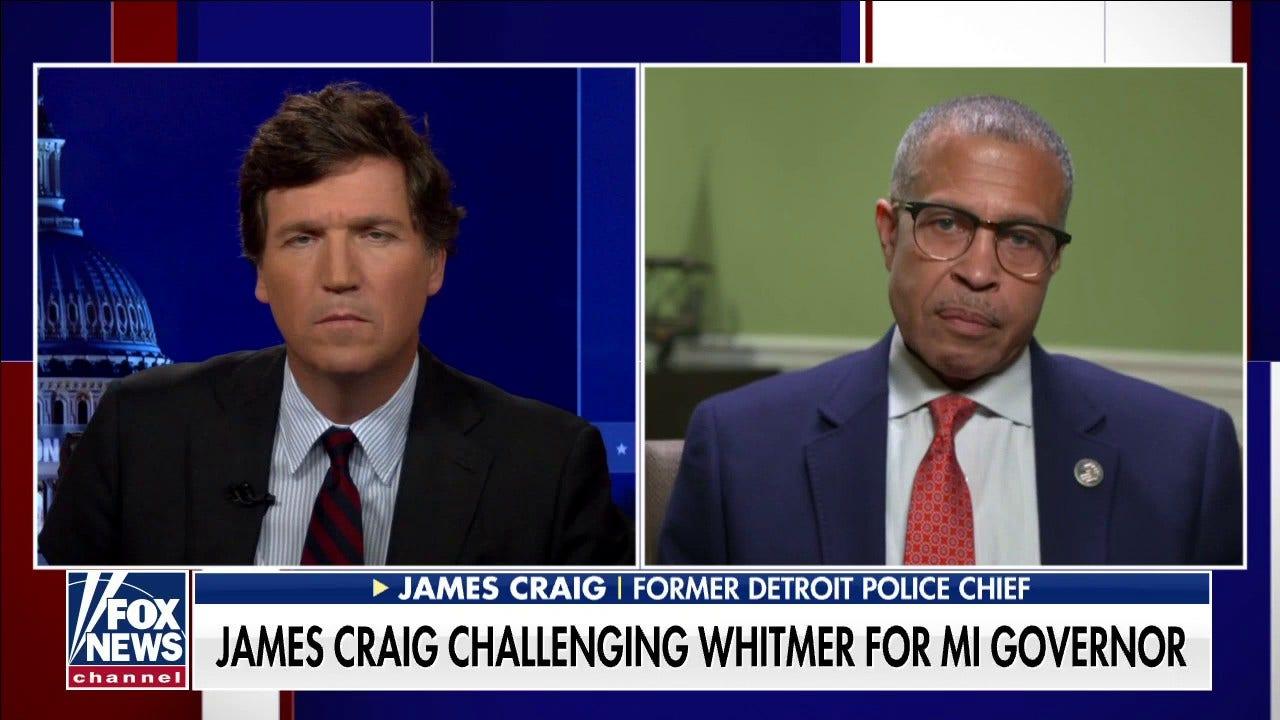 Democrats resurrect 'defund the police' with vaccine mandates against law enforcement: James Craig