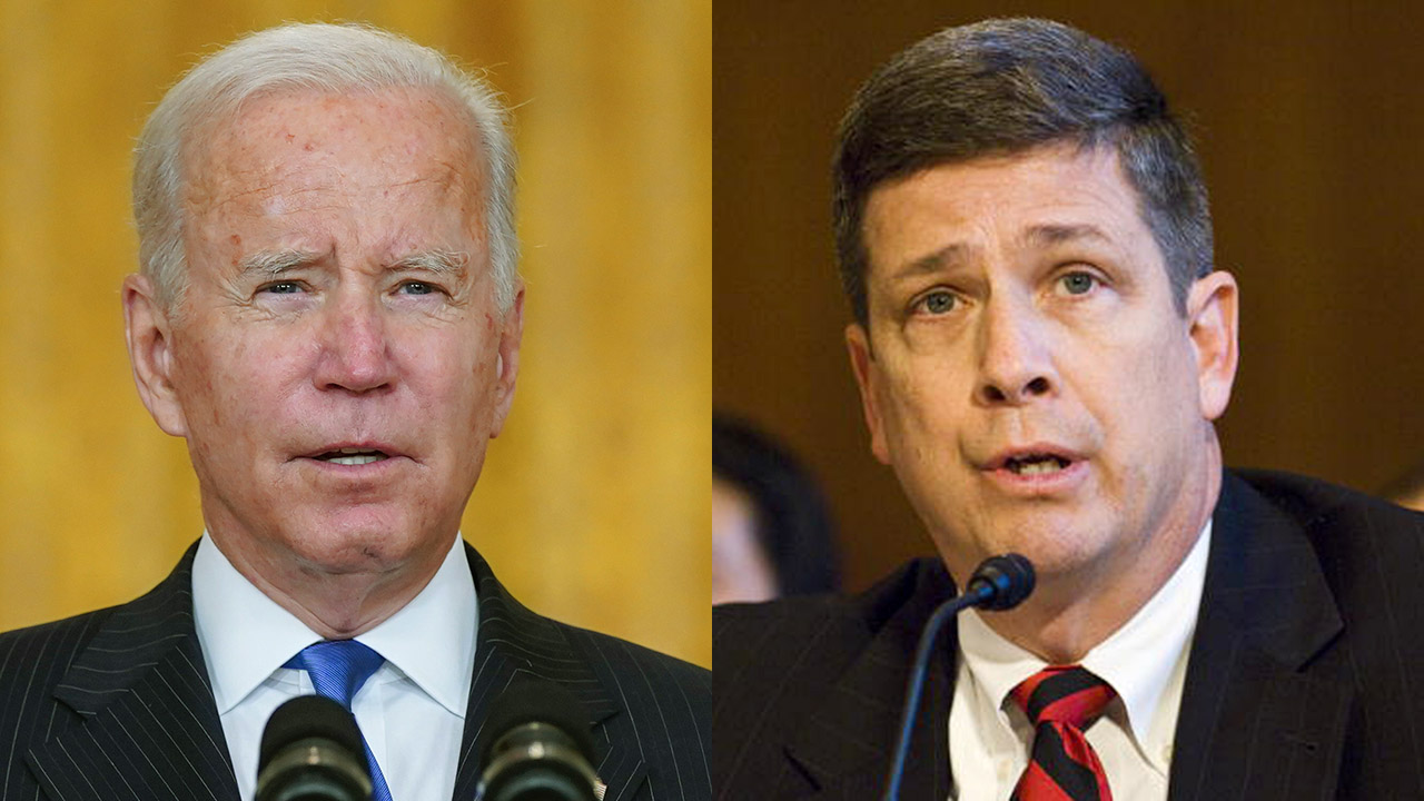 House Oversight Republicans call on Biden admin to address 'ongoing supply chain crisis'