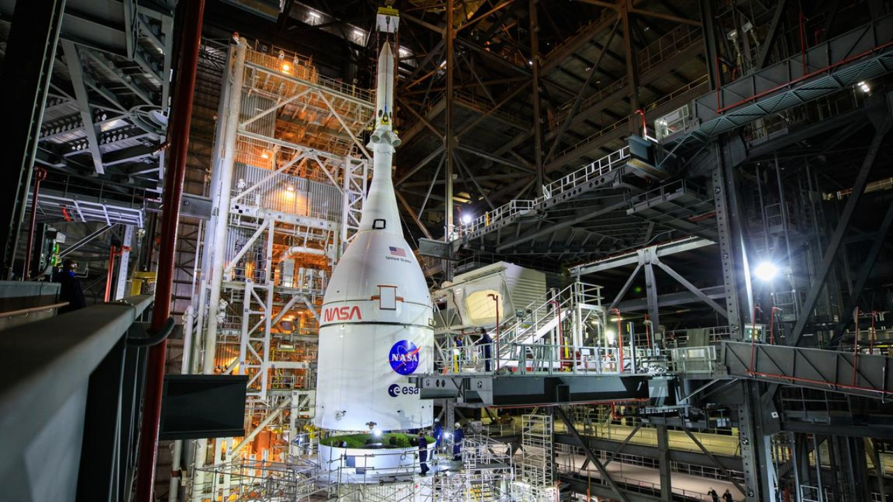 NASA targeting February for launch of first moon rocket since Apollo mission