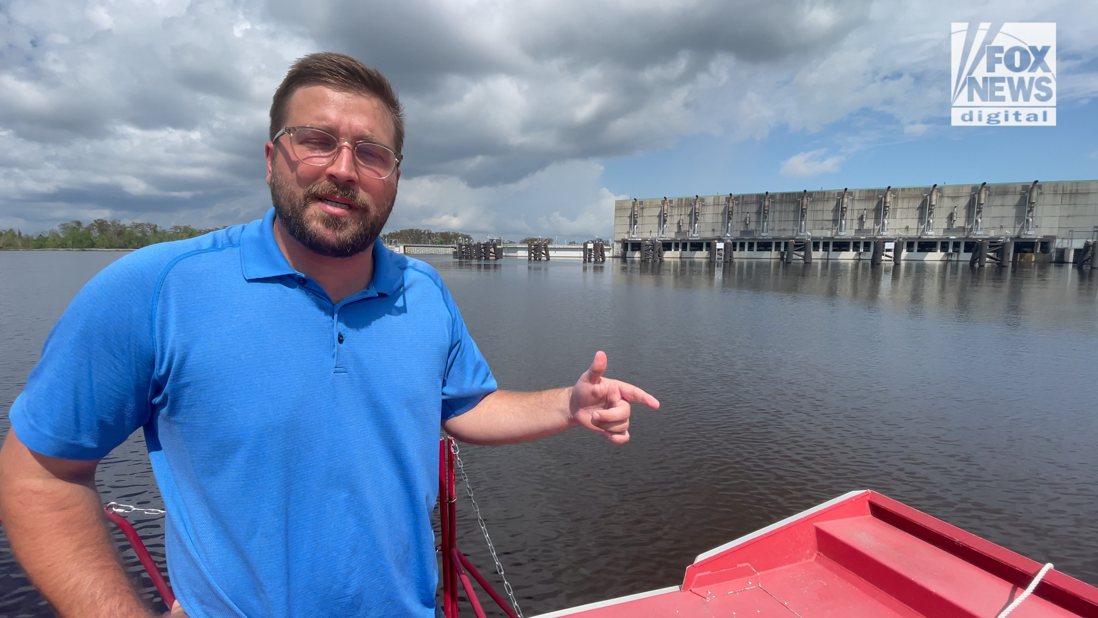 Hurricane Ida Recovery: Louisiana mayor says government levee system was disastrous for his town