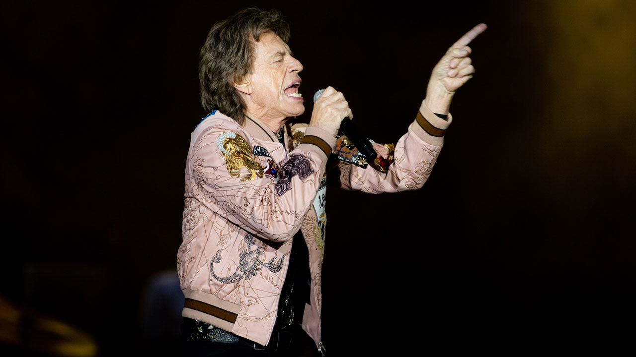 Mick Jagger pokes fun at Paul McCartney after diss: 'He's going to join us in a blues cover'