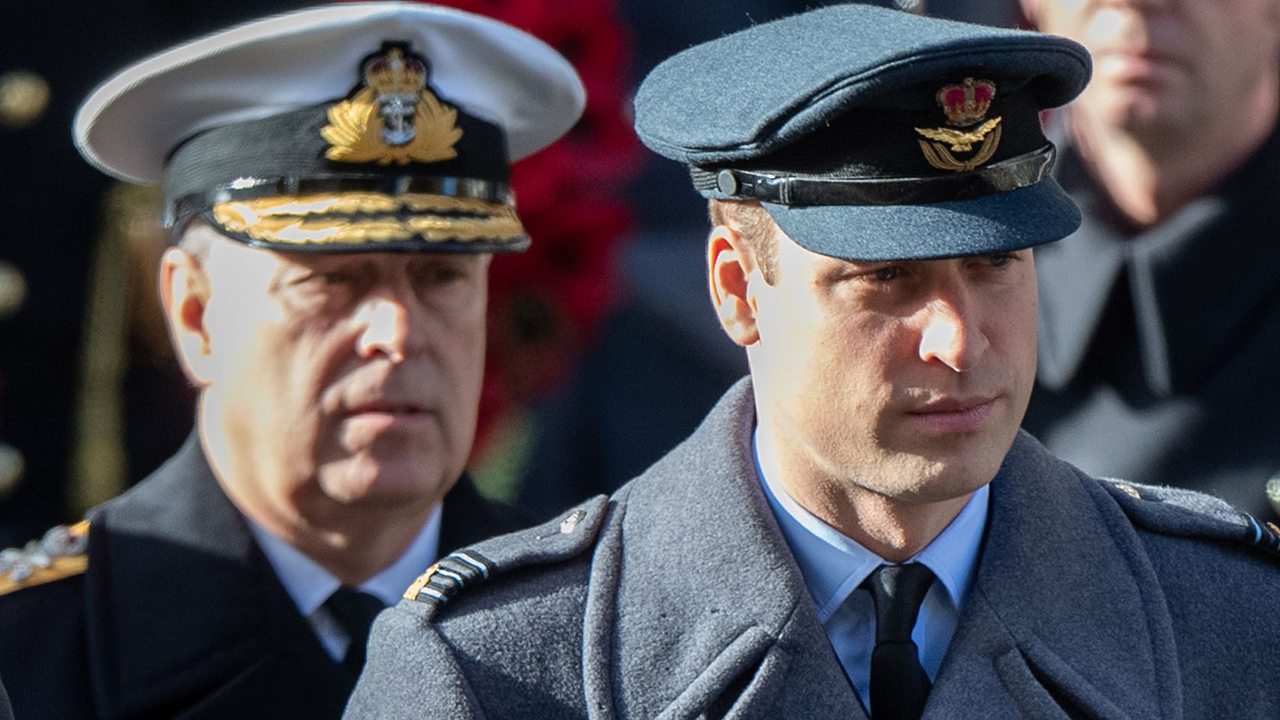 Prince William thinks Prince Andrew is 'a risk' and 'a threat to the family' amid sex assault lawsuit: pal