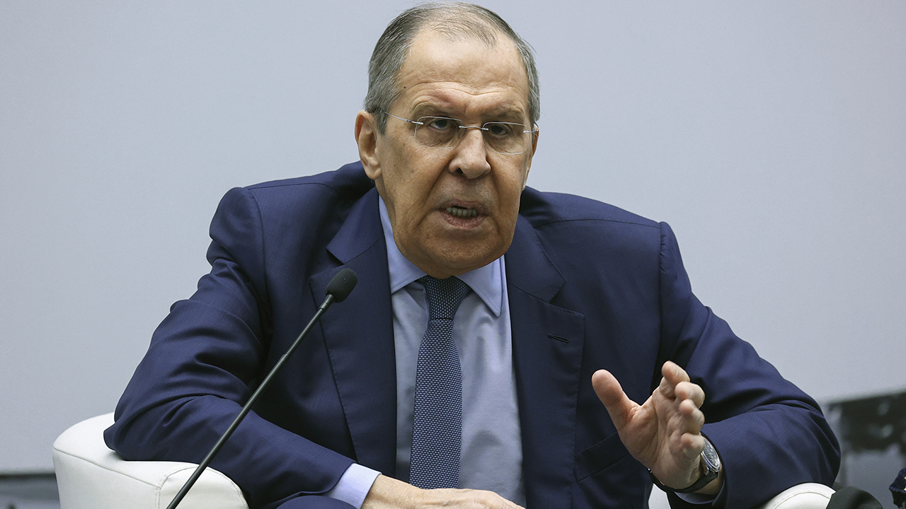 Russia is suspending its mission to NATO: Russian foreign minister