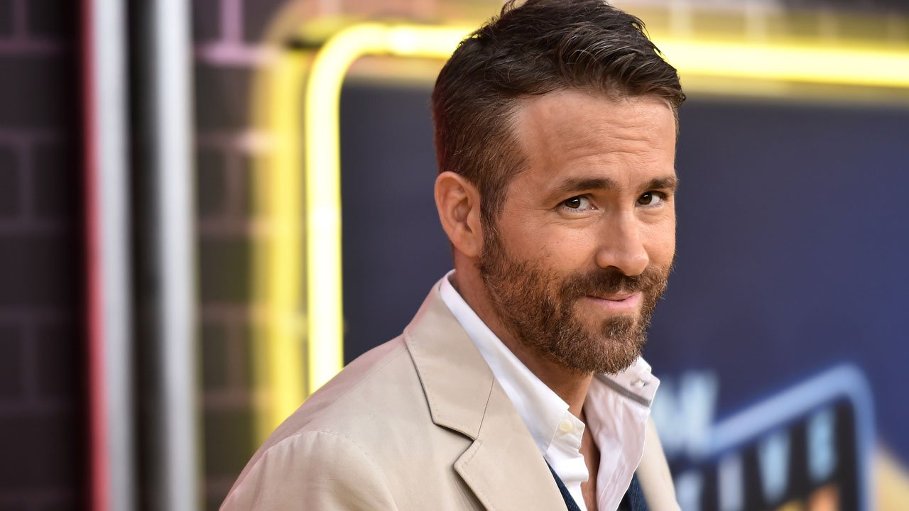 Ryan Reynolds reveals he's taking a 'little sabbatical' from making movies