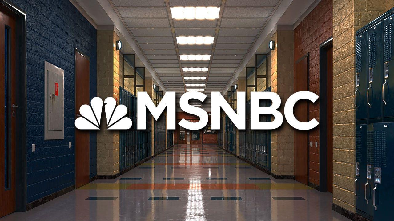 MSNBC hosts, guests push narrative of dangerous parents confronting school boards