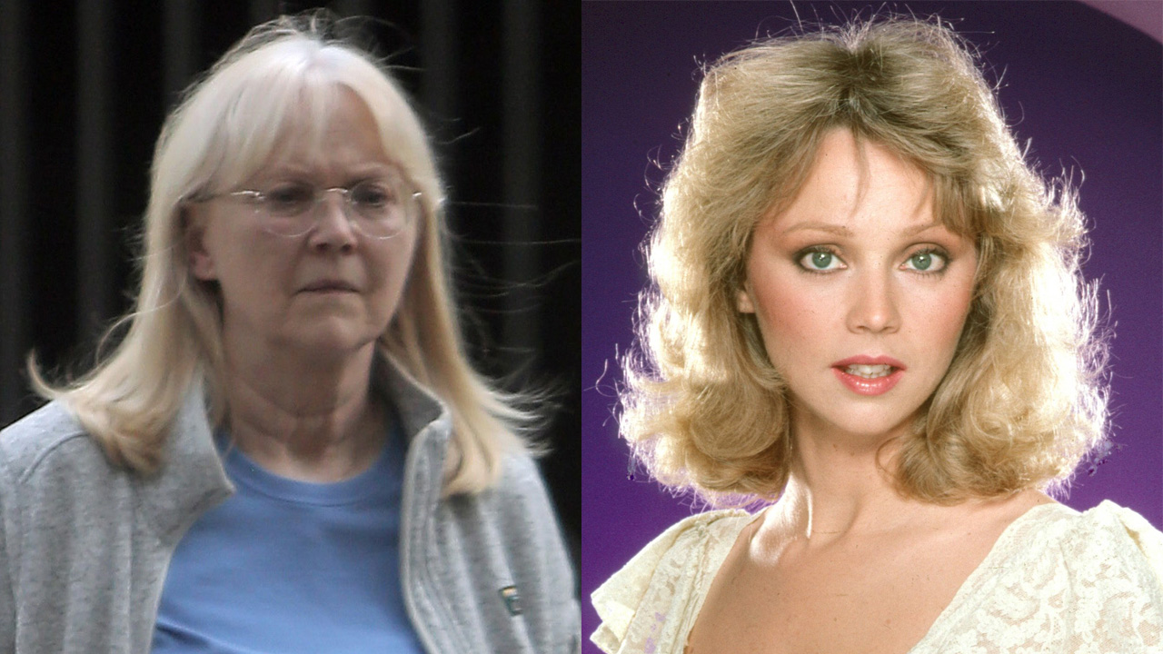 'Modern Family' actress Shelley Long spotted on leisurely stroll with pet Chihuahua in LA