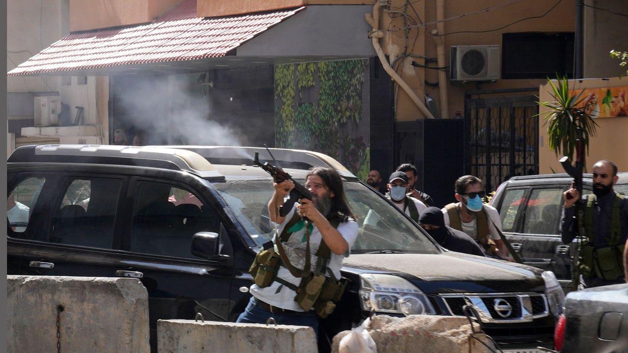 5 người thiệt mạng ở Beirut trong cuộc phản đối thẩm phán trong cuộc điều tra vụ nổ