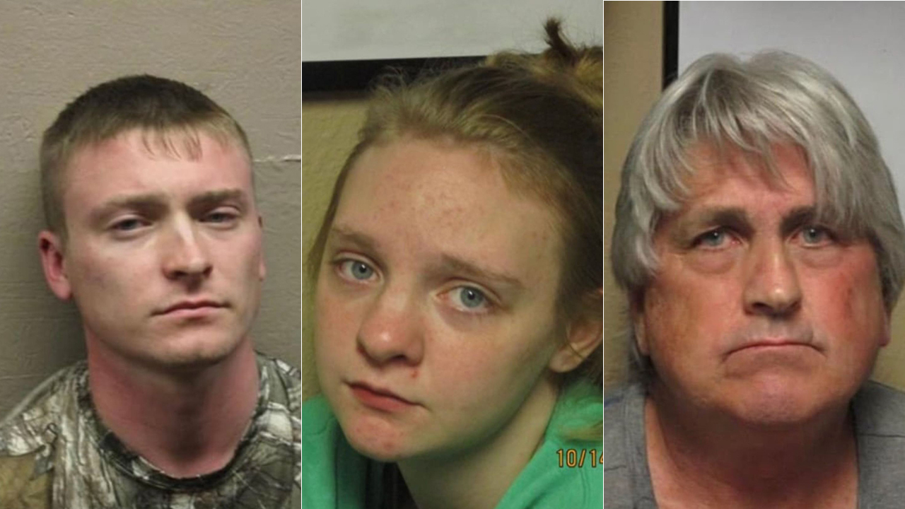 3 Missouri suspects held in Illinois woman's gruesome death, dismemberment