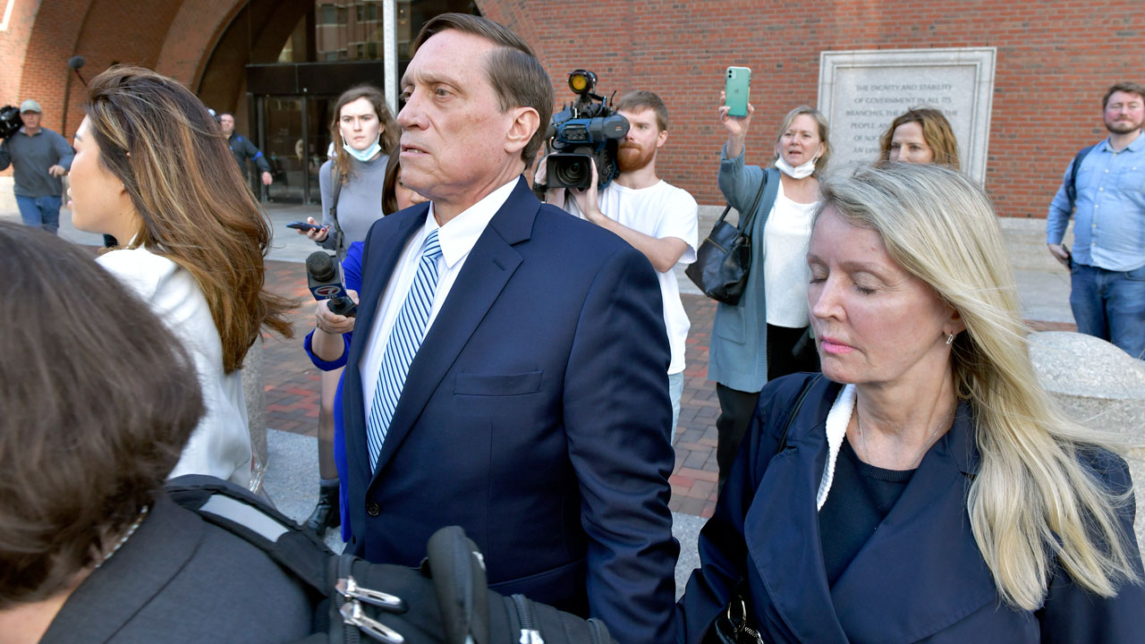 2 parents convicted in 1st trial of college bribery scandal