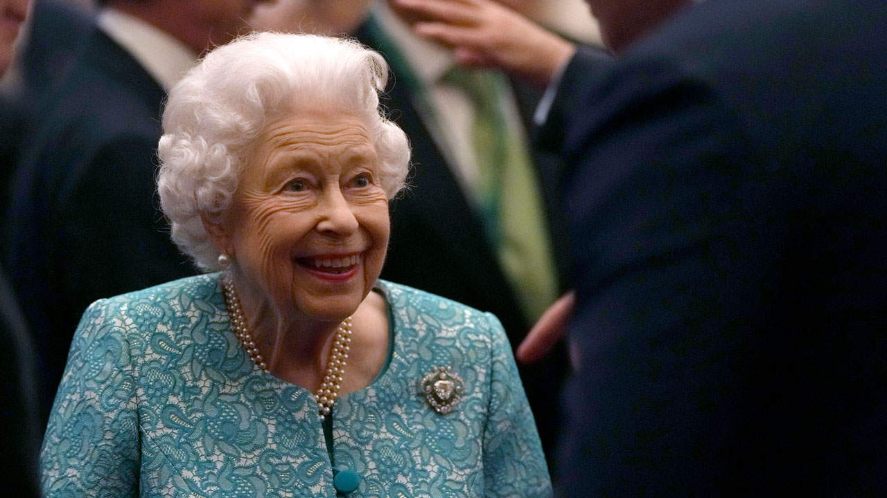 Queen Elizabeth back home after overnight hospital stay for 'preliminary investigations'