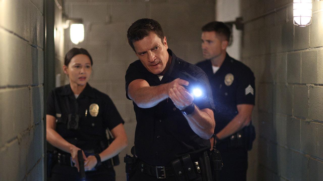 ABC's 'The Rookie' bans 'live' guns on set following Alec Baldwin 'Rust' shooting