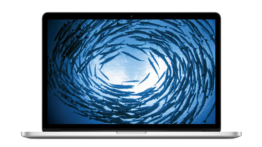 Apple unveils updated MacBook Pro, cheaper iMac, but don't hold your breath for an Apple TV set