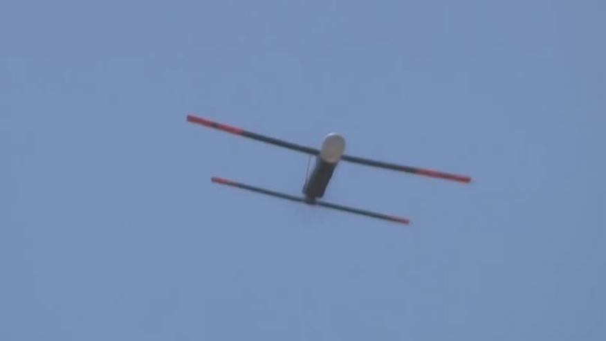 Drone swarms join the Navy