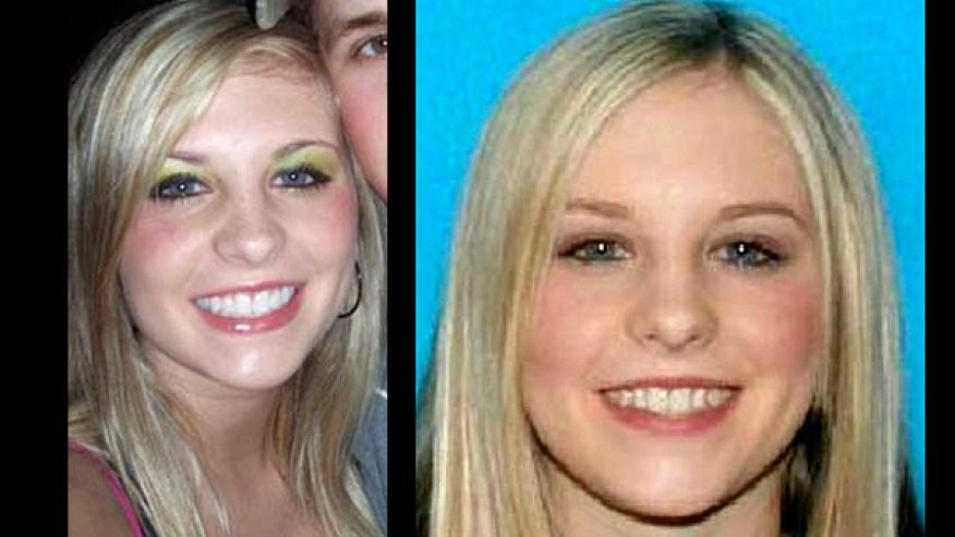 These images show nursing student holly bobo whose remains were found