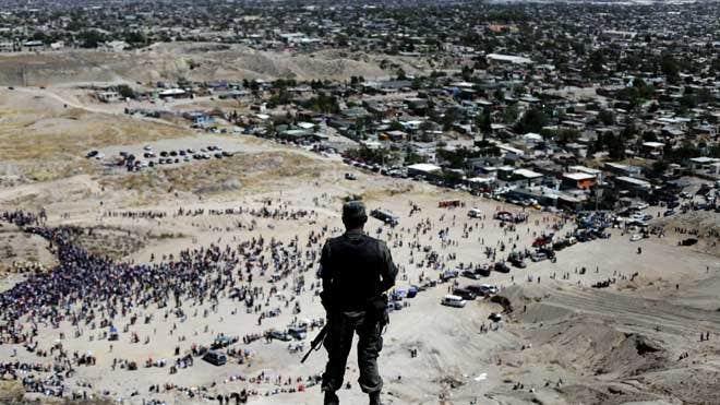 Mexican army says killings in border city of Ciudad Juarez ...
