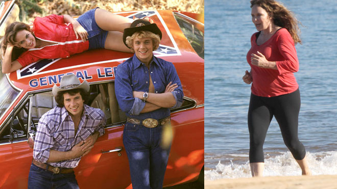 Dukes of hazzard star catherine bach working to get back in daisy