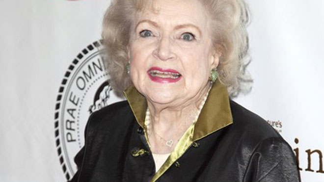Betty White Roast Reuters
