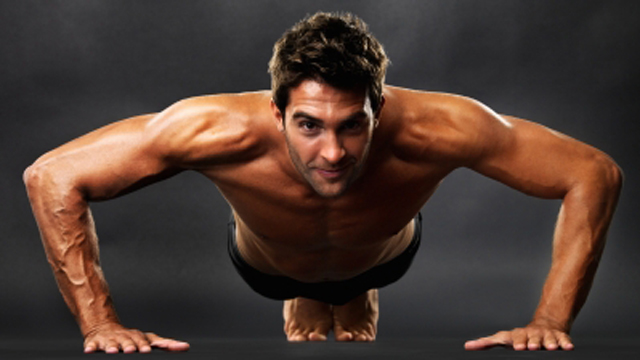 Male Fitness Model Workout Fitness tips for men male